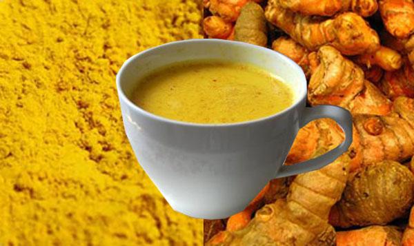 Latte di Curcuma
