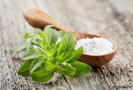 Dolcificante naturale stevia