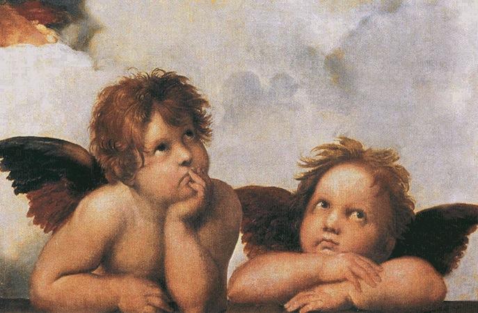 Angeli Origine Significato