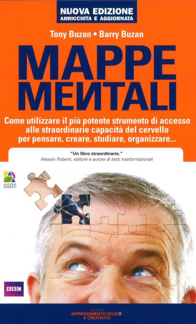 Mappe Mentali Libro by Tony Buzan