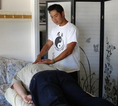 Alla Scoperta del Tuina: Massaggio Tradizionale Cinese