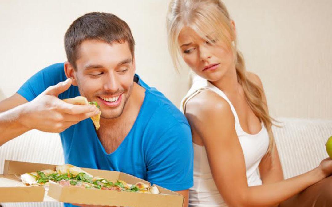 La dieta: Croce e Delizia di ogni Sesso ed Età