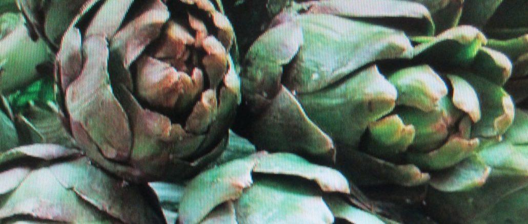Carciofi ortaggi buoni GuarigioneNaturale