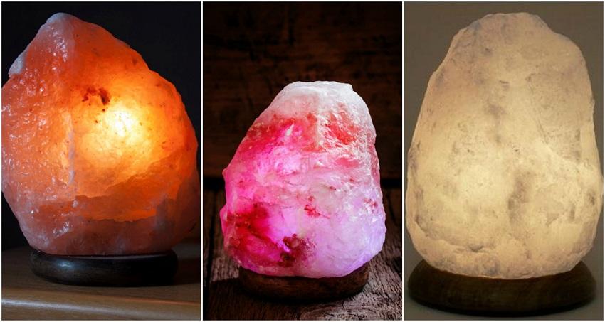 7 Segni che mostrano che una Lampada di Sale Himalayana è falsa
